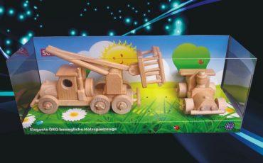 Montážna plošina, autoplošina | autíčko | drevené hračky | darčeky