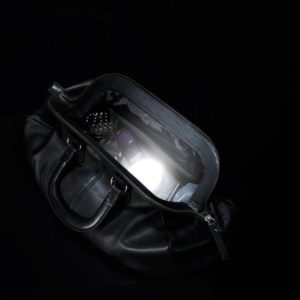 Svietidlo, LED lampička pre dámsku kabelku | PRAKTICKÉ DARČEKY PRE ŽENY
