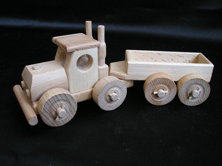 TIR detský kamión   drevené hračky   darčeky pre vodičov
