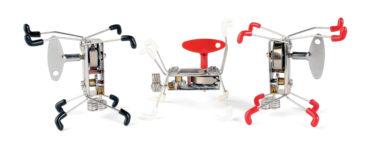 Mechanické hračky na kľúčik   Cosmojetz