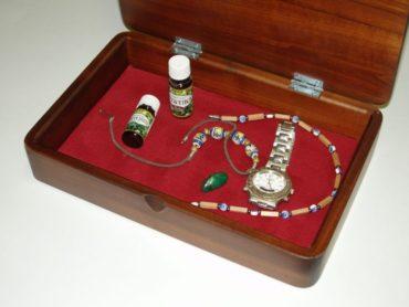 Drevené luxusné šperkovnice, krabička na šperky