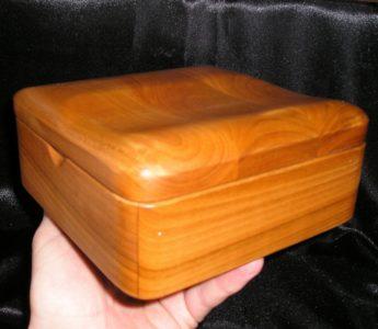 Krabičky na šperky drevené šperkovnice