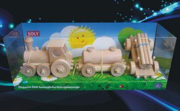Drevený vláčik | hračky pre chlapcov | drevená hračka