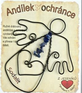 anjelik pre šťastie