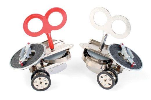 Iskriaci chrobáčik Sparklz. Detské mechanické plechové | hračka na kľúčik