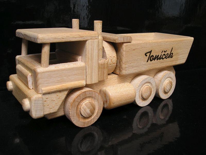 Autá hračky | drevené darčeky