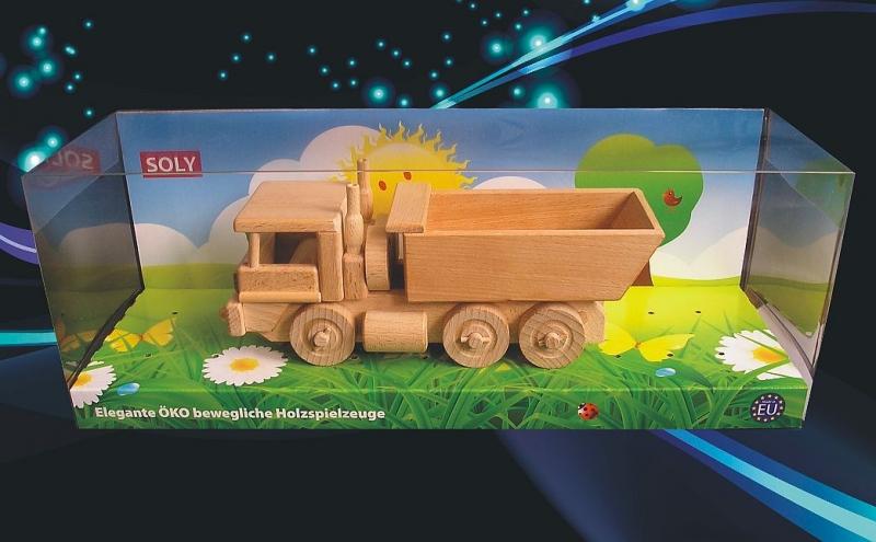 Nákladné auto hračka | drevené darčeky a hračky