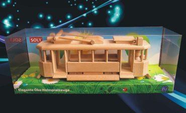 Električky modely | drevené darčeky a hračky