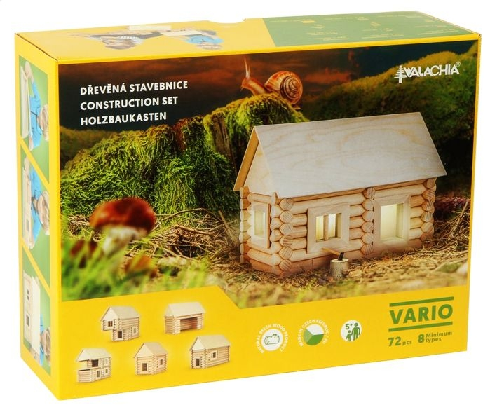 Drevené stavebnice | drevené darčeky a hračky