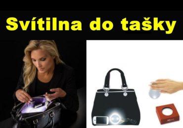 Svietidlo, LED lampička do dámskej kabelky | DARČEK PRE ŽENU