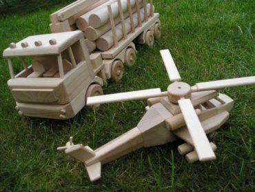 Nákladné auto | drevené hračky | darčeky pre vodičov