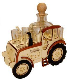 Ajándékok traktor illesztőprogramok