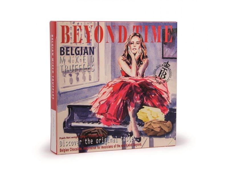 Belgické pralinky | Beyond Time Mix Truffles 200g | sladké darčeky pre ženyime-mix-truffles