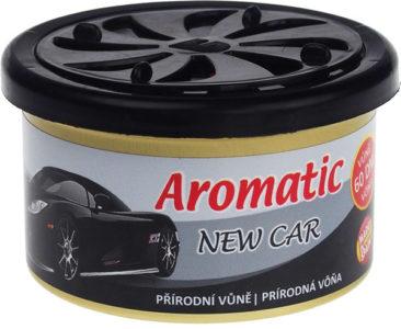 Prírodné vône do auta, vozidlá, wc, miestnosti   Aromatic