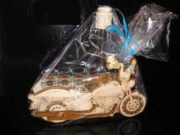 Motorka darček pre motorkarov