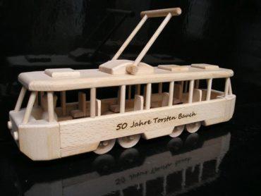 Električka tramvaje drevené hračky | drevené darčeky
