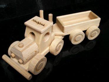 TIR detský kamión | drevené hračky | darčeky pre vodičov
