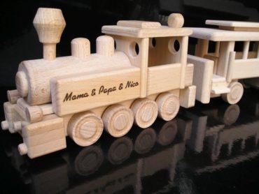 Drevené vláčiky hračky pre chlapcov | drevená hračka | drevené darčeky