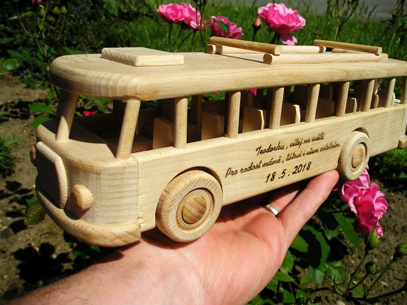 Darček pre vodiča autobusu,