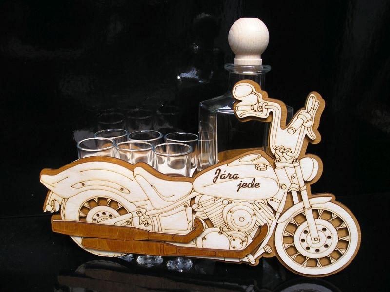 Motorka Chooper Darček pre motorkára