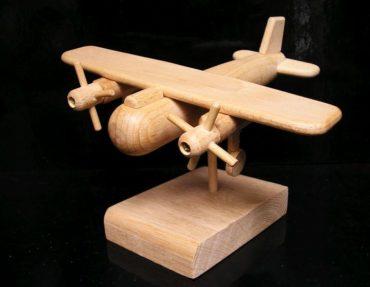 Modely lietadiel na narodeninám pre pilotov