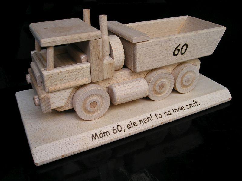 darček pre vodiča nákladného auta, vozidla