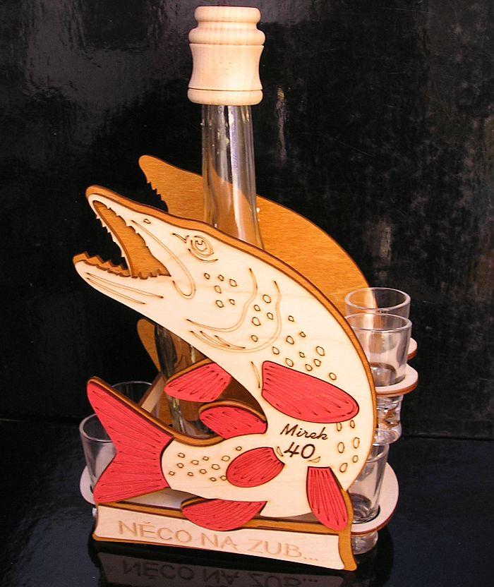 Darčeky pre rybárov   ryba   štika