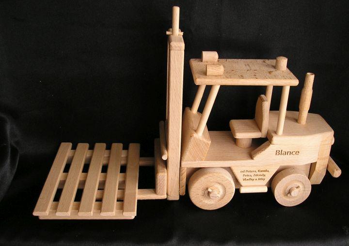 OVysokozdvižné vozíky jašterice | drevené darčeky a hračky