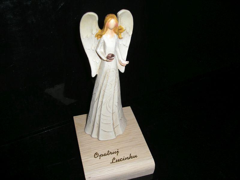 Anjel ochránca darček
