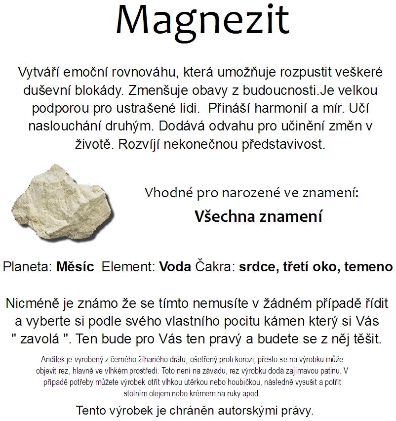 Anjelik ochranca podľa znamenia | kameň magnezit podľa horoskopu