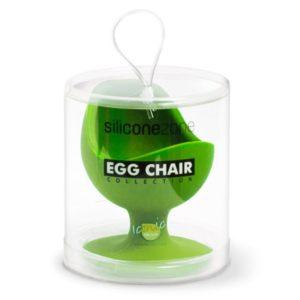 Stojan na vajíčko zo silikónu