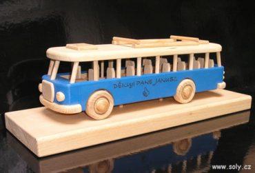 Autobus darček