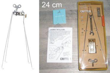 Critter hračka na kľúčik DIY