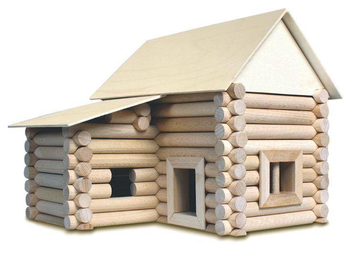 srub-domek-stavebnice-pro-deti