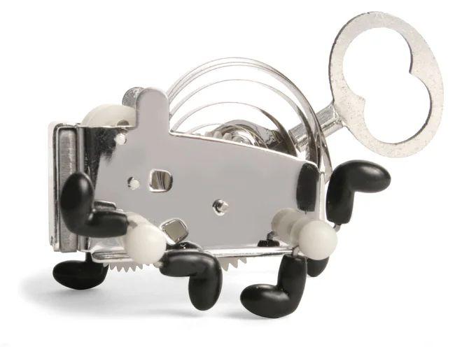 sssPEA mechanické plechové hračky na kľúčik pre děti kikkerland