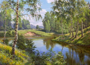priroda krajinaSlávne obrazy a reprodukcie