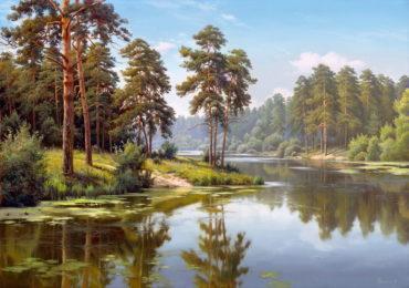 priroda krajina Obrazy a diela - Diela a Dielka