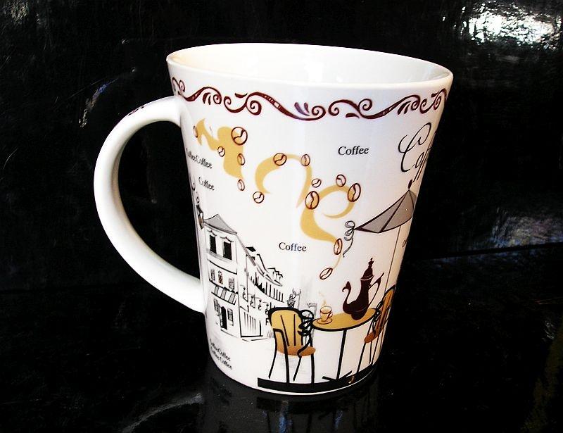 Dekoračné hrnček, hrnček na kávu čaj