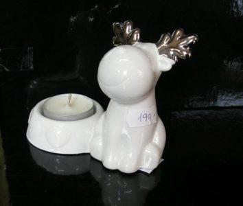 Dekoračný svietnik na sviečku SOB   vianočné dekorácie