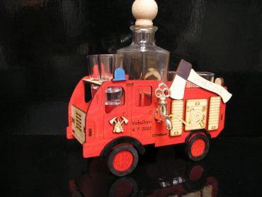 Darčeky pre hasiča, požiarnika