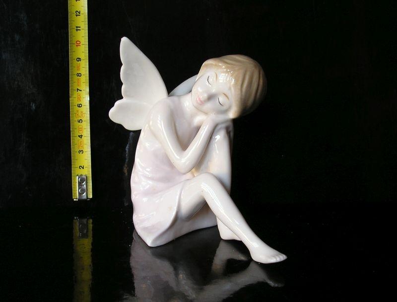 Luxusná víla anjel, soška dekorácie