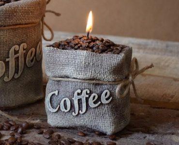 Sviečka káva | kafé | kávičku | zrnková káva