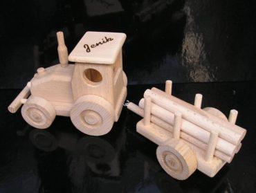 Traktor hračky pre deti