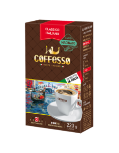 Talianska káva Coffesso Classico