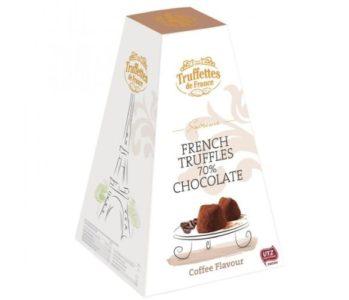 Čokoládová hľuzovka s príchuťou Cappuccino Truffles