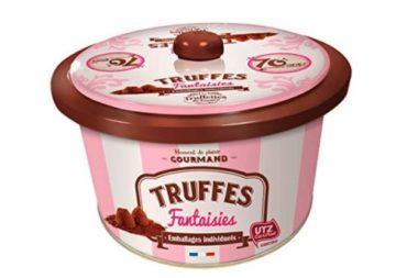 Čokoládová hľuzovka vynikajúca z Francúzska