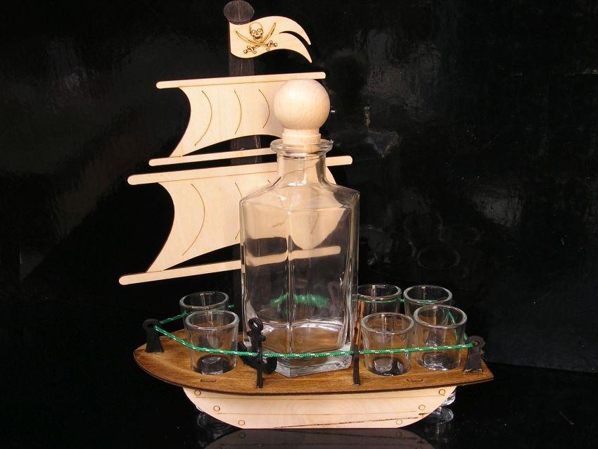 Darček pre námorníka | plachetnica | loď