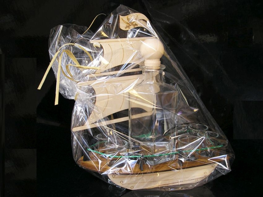 Darček pre námorníka   plachetnica   loď