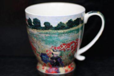 Darčekový hrnček Claude Monet. Dokonalý darček.