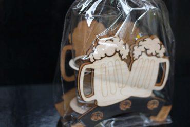 Darček pre pivárov, pivné darčeky, darčekový pivný kôš k narodeninám